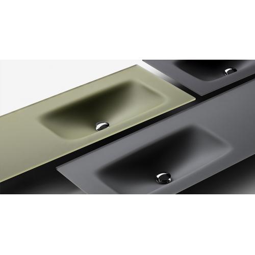 Раковина Falper Built-in satin glass basins.