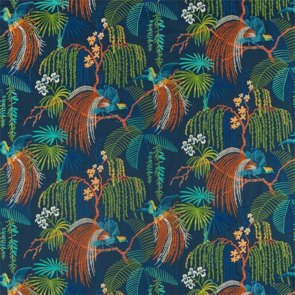 Ткань Sanderson Rain Forest Embroidery   236778