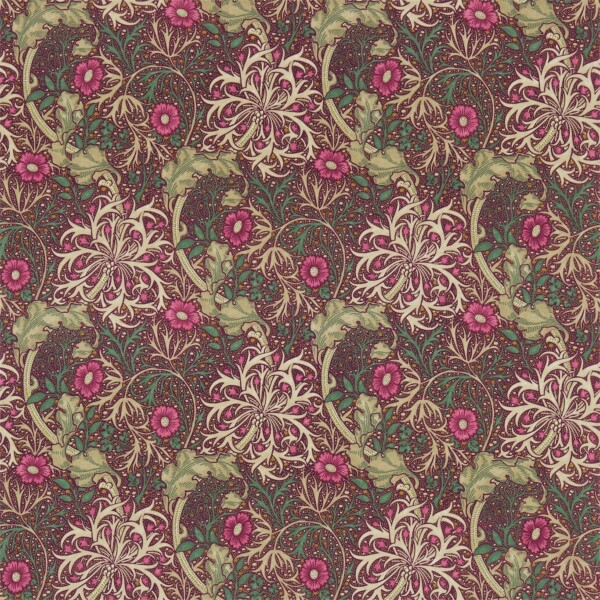 Ткань Sanderson Morris Seaweed | 224473