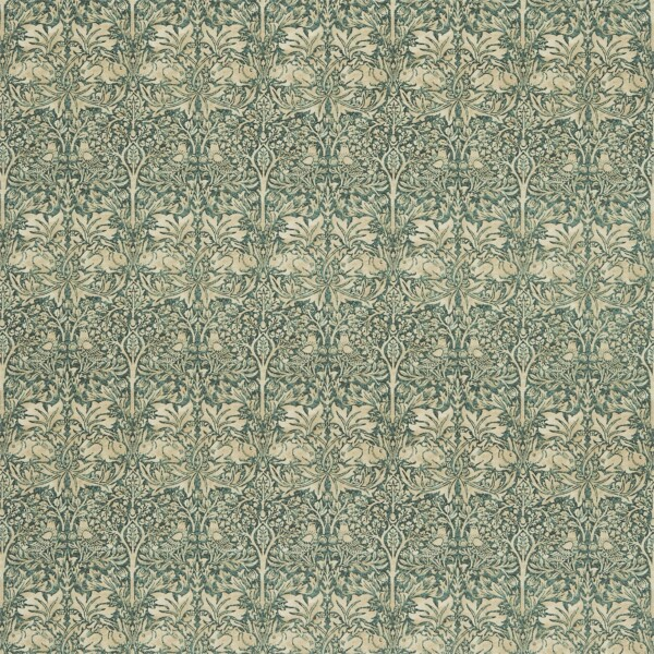 Ткань Sanderson Brer Rabbit   DMORBR203