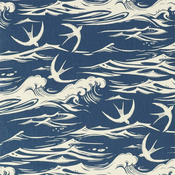 Ткань Sanderson Swallows at Sea | 226741