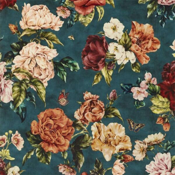 Ткань Sanderson Summer Peony | 226749