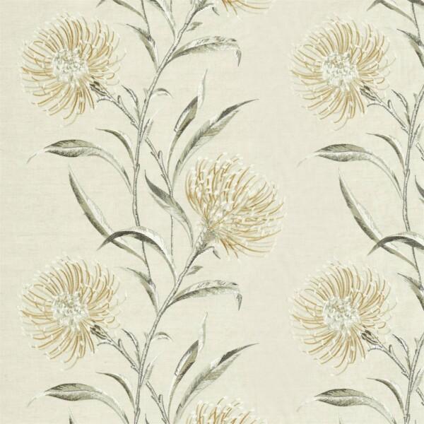 Ткань Sanderson Catherinae Embroidery | 237188