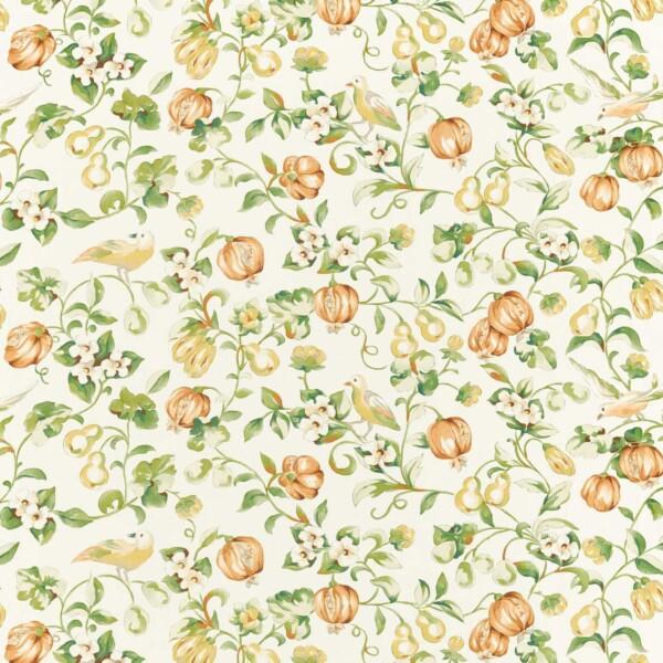 Ткань Sanderson Pear  Pomegranate | 226859
