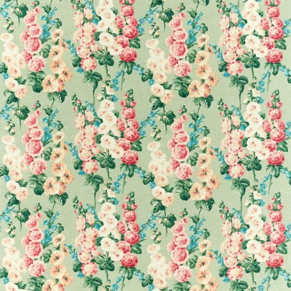 Ткань Sanderson Hollyhocks | 226862