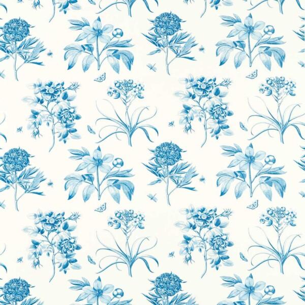Ткань Sanderson Etchings  Roses | 226869