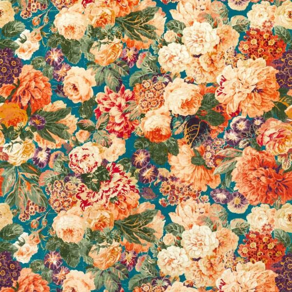 Ткань Sanderson Very Rose and Peony   226882