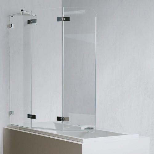 Душевая перегородка для ванны складная Duscholux Collection 2