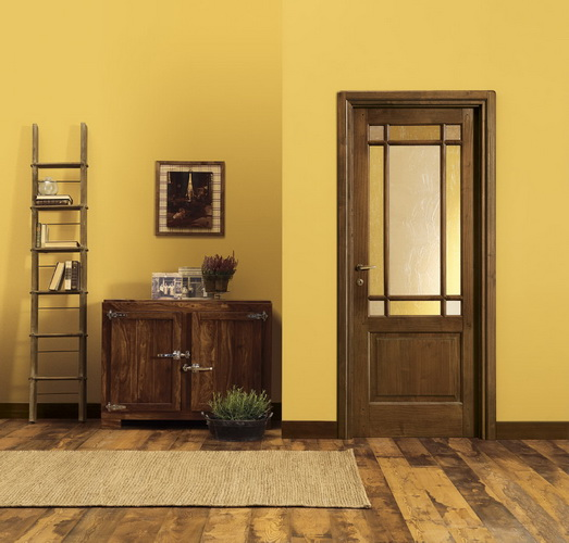 Распашные двери Legnoform Arte Povera