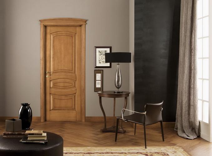 Распашные двери Legnoform Intarsio