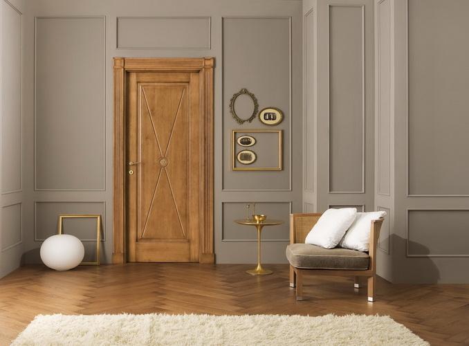 Распашные двери Legnoform Le Cifre