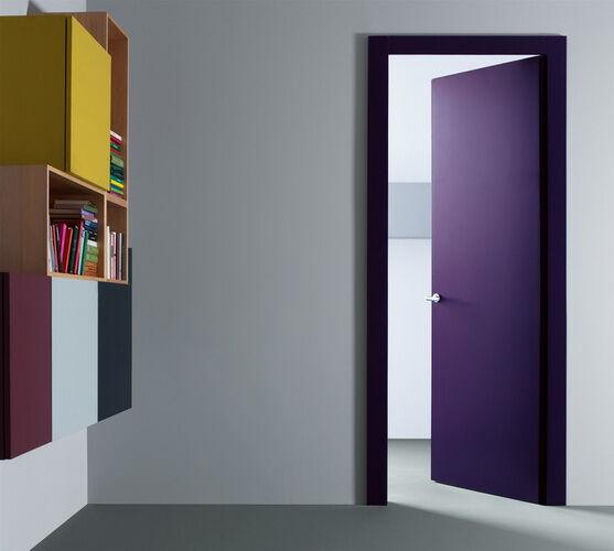 Распашные двери Lualdi Filo 55