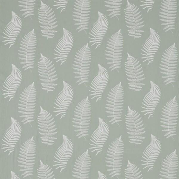 Ткань Sanderson Fern Embroidery | 235606