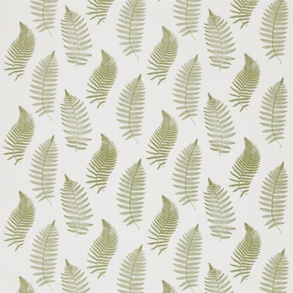 Ткань Sanderson Fern Embroidery | 235608