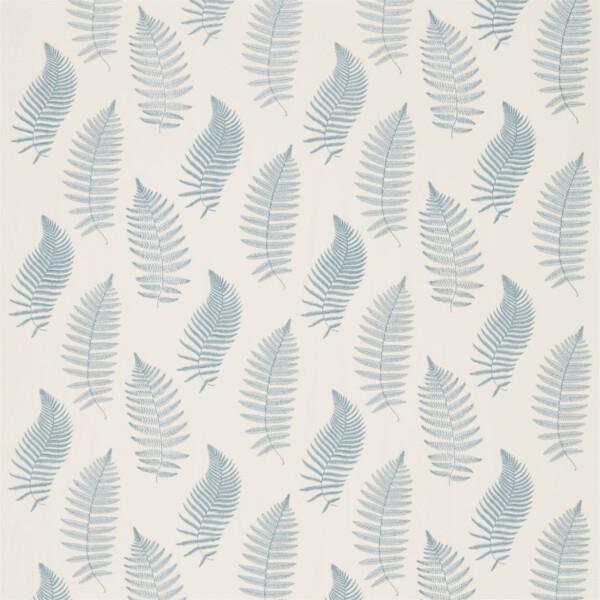 Ткань Sanderson Fern Embroidery   235609