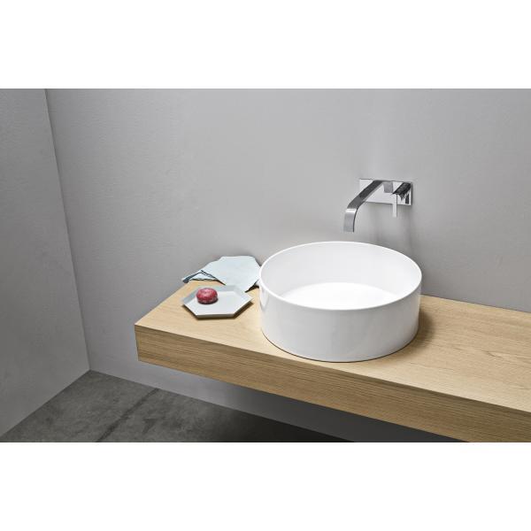 Раковина накладная Nic Design Ovvio Tondo Da Appoggio | F-001449