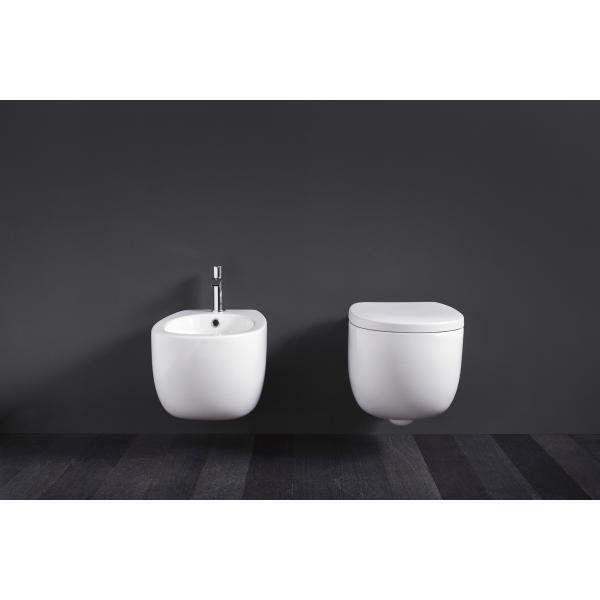 Унитаз подвесной Nic Design Milk Sospeso | F-003277