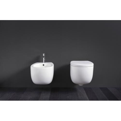 Биде подвесное Nic Design Milk Sospeso | F-004278