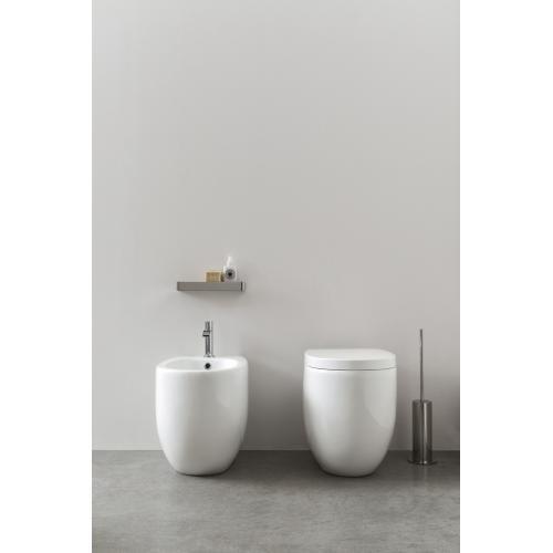 Биде напольное Nic Design Milk A Terra | F-004280