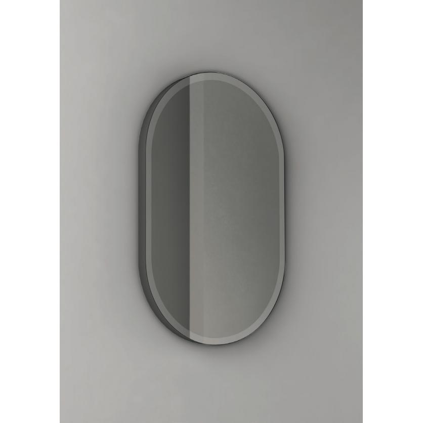 Зеркало Nic Design In Acciaio Ovale Retroilluminato   F-012781