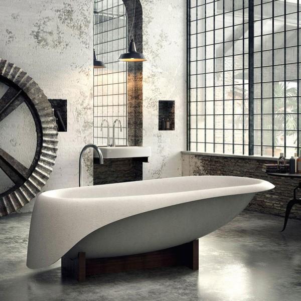 Ванна Glass 1989 Concrete Soft