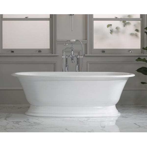 Ванна отдельностоящая Victoria + Albert Elwick