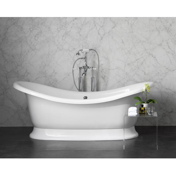 Ванна отдельностоящая Victoria + Albert Marlborough