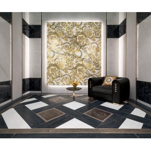 Керамогранит Versace MAXIMVS | элитный интерьерный салон «СЕРГО» 001