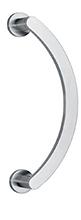 Ручка-скоба дверная Olivari Link R L200R
