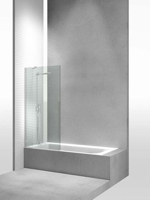 Перегородка душевая для ванны Vismaravetro Bathscreens FB