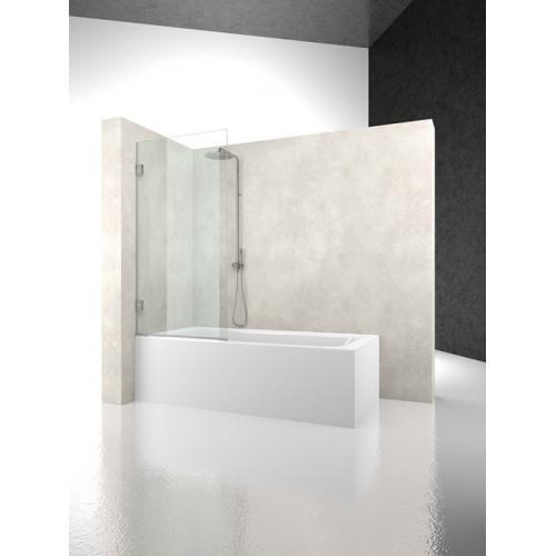 Перегородка душевая для ванны Vismaravetro Bathscreens HV