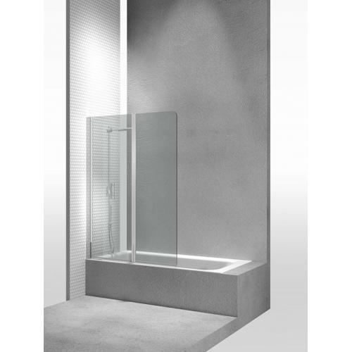Перегородка душевая для ванны Vismaravetro Bathscreens NP