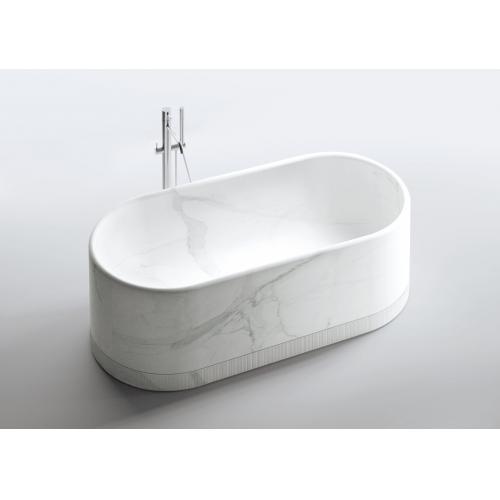 Ванна отдельностоящая Milldue Noorth Roma