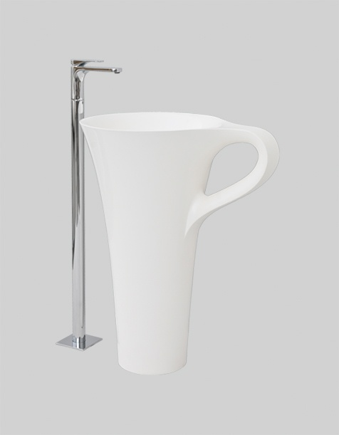 Раковина накладная The.Artceram OSL004 CUP