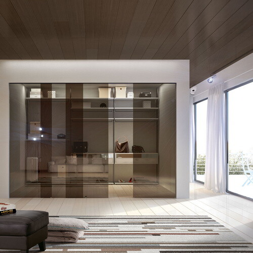 Раздвижные двери Henry Glass Vitra