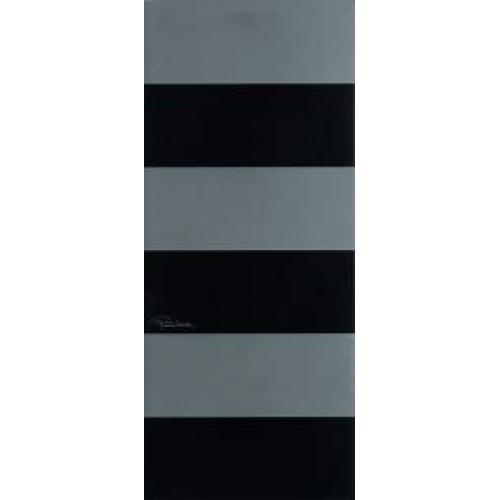 Керамогранит Roberto Cavalli Diva Lineare Nero Firma 553665 32x75