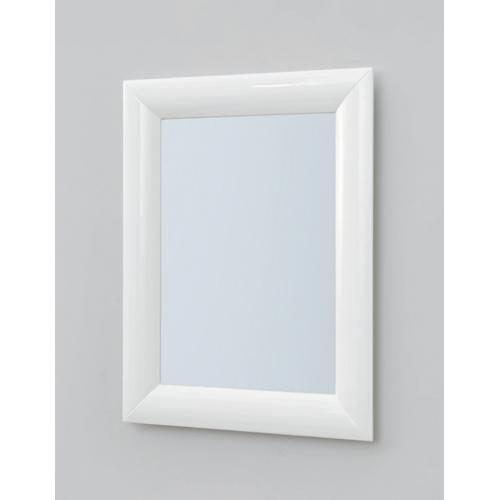 Зеркало в белой раме The.Artceram ASC003 VELA