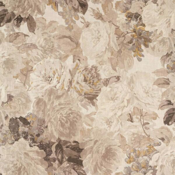 Ткань Zoffany Rose Absolute Linen | 322651