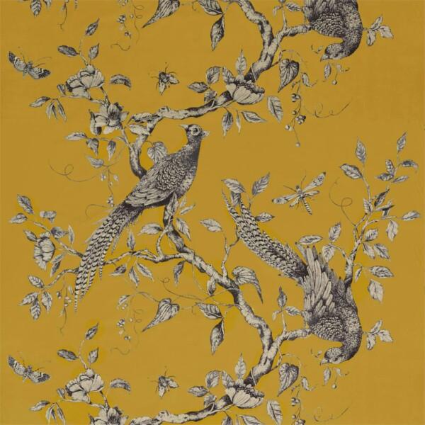 Ткань Zoffany Darnley Toile Velvet   322657