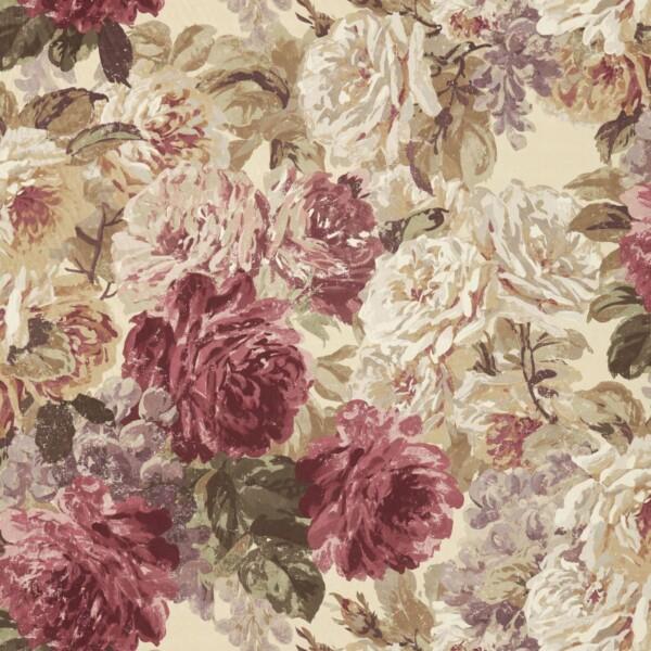 Ткань Zoffany Rose Absolute   322335